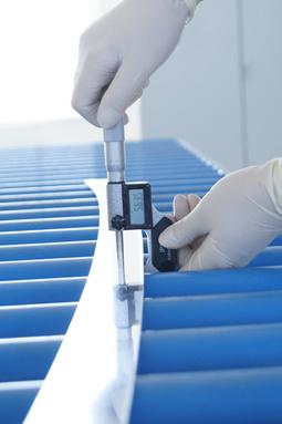 Qualitätsprüfung Leipziger Edelmetallverarbeitung LEV
